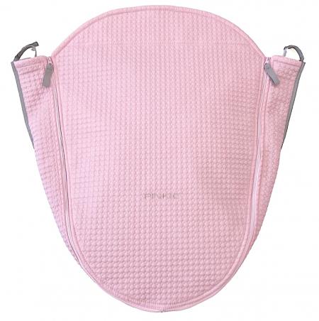nánožník Small Pink Comb s funkční vrstvou