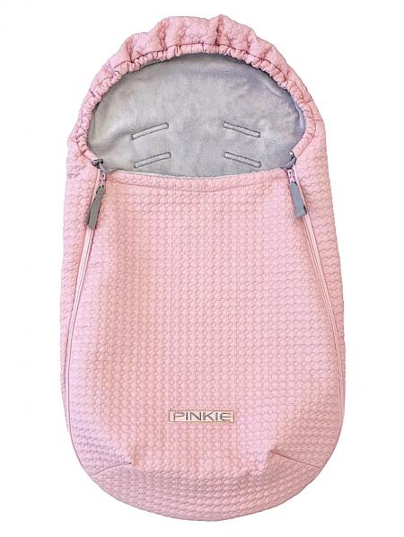 fusak Small Pink Comb 0-12měsíců