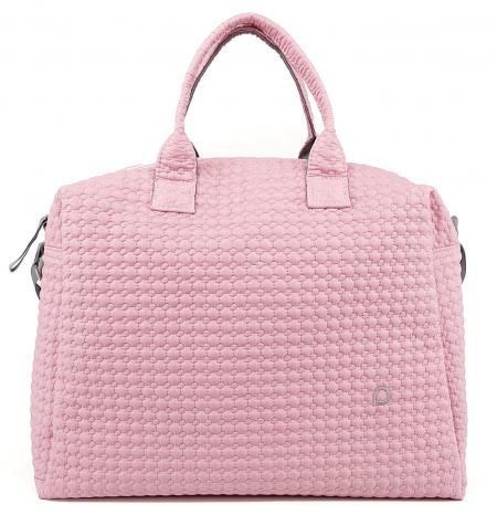 kabela na kočárek Small Pink Comb M