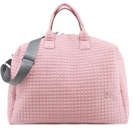 kabela na kočárek Small Pink Comb XL