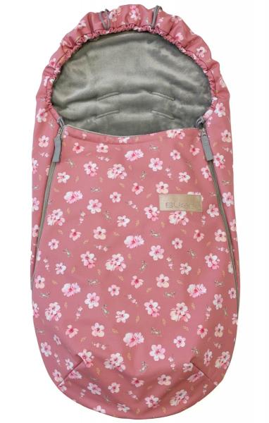 fusak Bugee Softshell Pink Rose-slabší