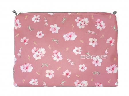 univerzální taštička Softshell Pink Rose
