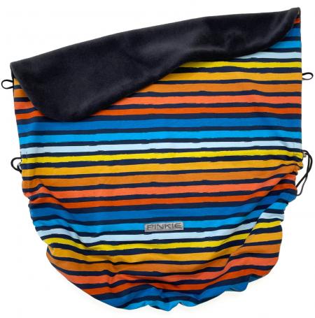 deka se stahováním Pinkie Stripes