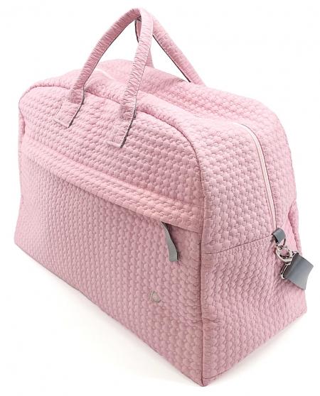 cestovní taška Small Pink Comb