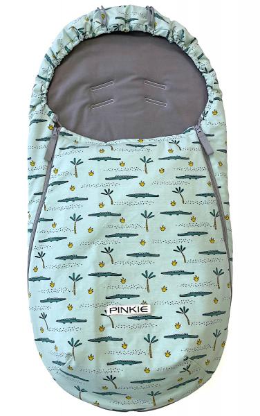 fusak Pinkie Crocodile BIO-lehký