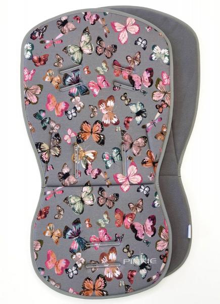 podložka Butterfly Grey BIO