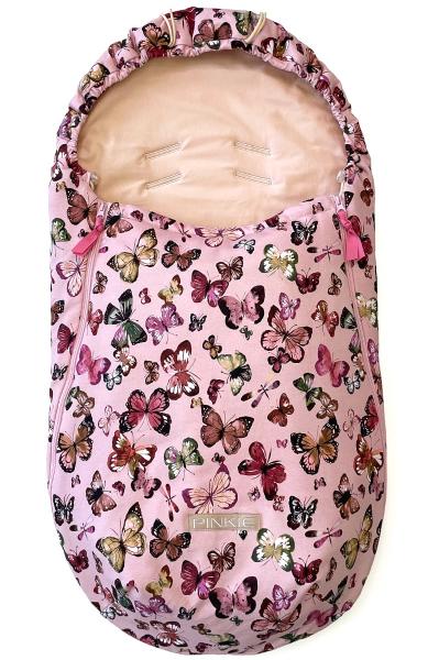 fusak Butterfly Pink BIO-lehký
