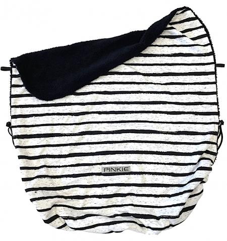 deka se stahováním Pinkie Stripe White