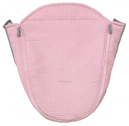 zateplený nánožník Small Pink Comb