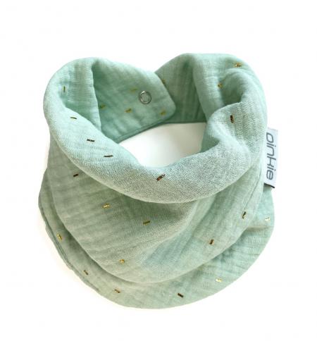 šátek Muslin Mint
