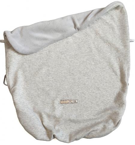 deka se stahováním Grey Quilt