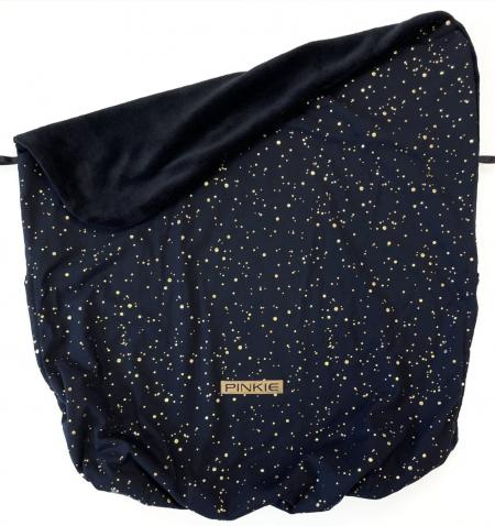 deka se stahováním Shine Gold Black