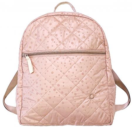 batoh Bugee Soft Pink Dots