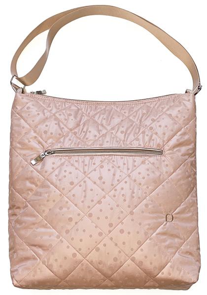 velká taška na kočárek Soft Pink Dots