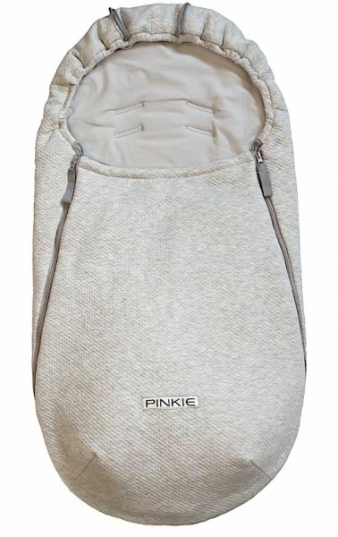 fusak Pinkie Grey Quilt-lehký