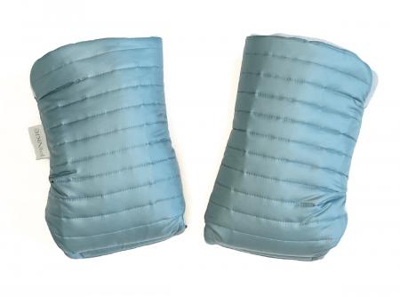 rukavice na kočárek Ocean Blue