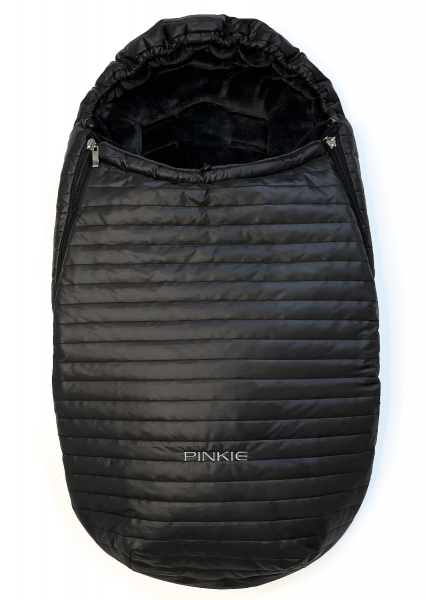 zimní fusak Line Black 0-12měs