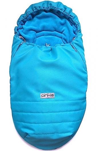 fusak Pinkie Plain Turquoise Blue