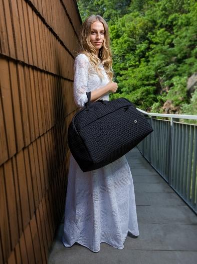 cestovní taška Little Square Black