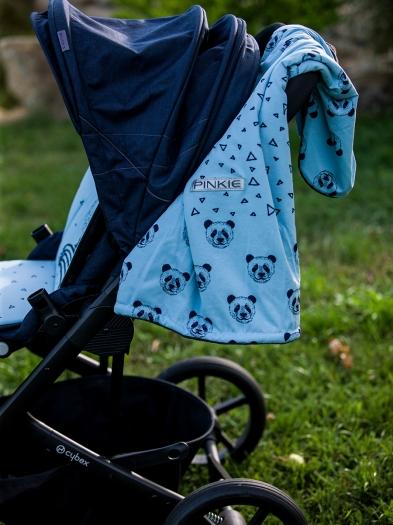 deka se stahováním Mister Panda Blue