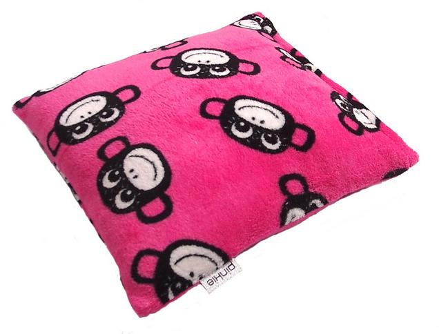 polštářek Monkey Pink