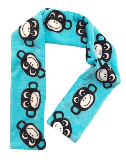 šála Monkey Turquoise
