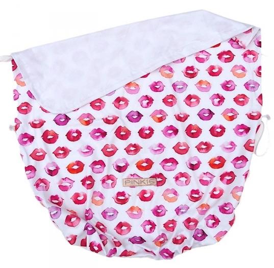 deka se stahováním Pinkie Kiss White