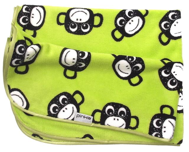 deka Pinkie Monkey Green