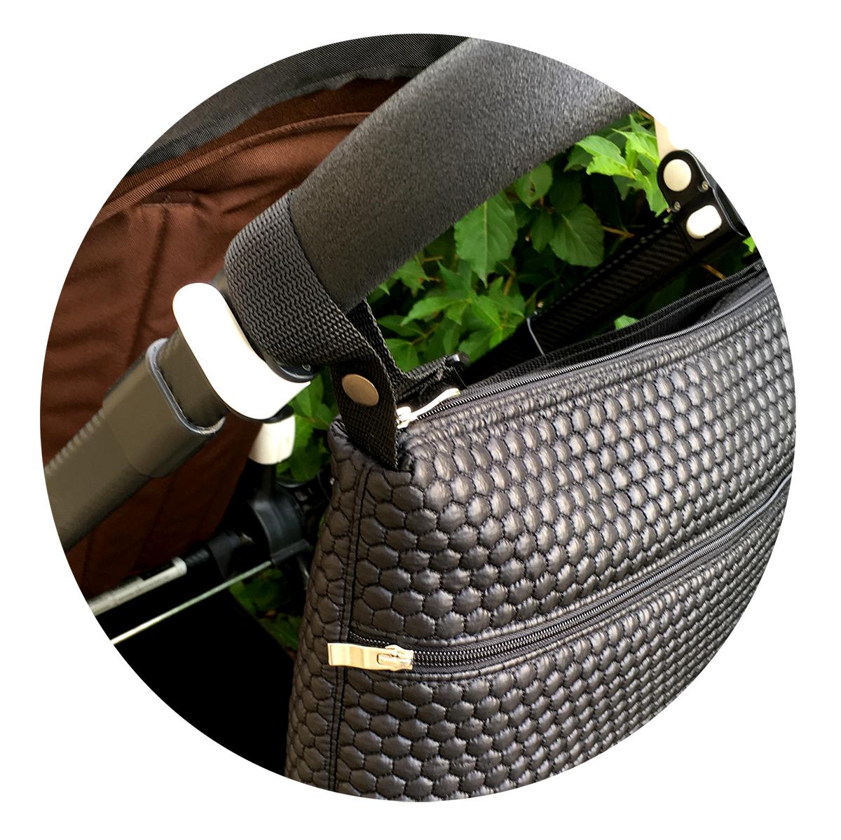kliknutít zobrazíte maximální velikost obrázku taška Black Comb-crossbody