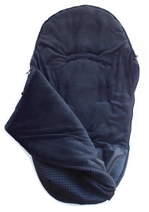kliknutít zobrazíte maximální velikost obrázku fusak Little Square Black s kožíškem