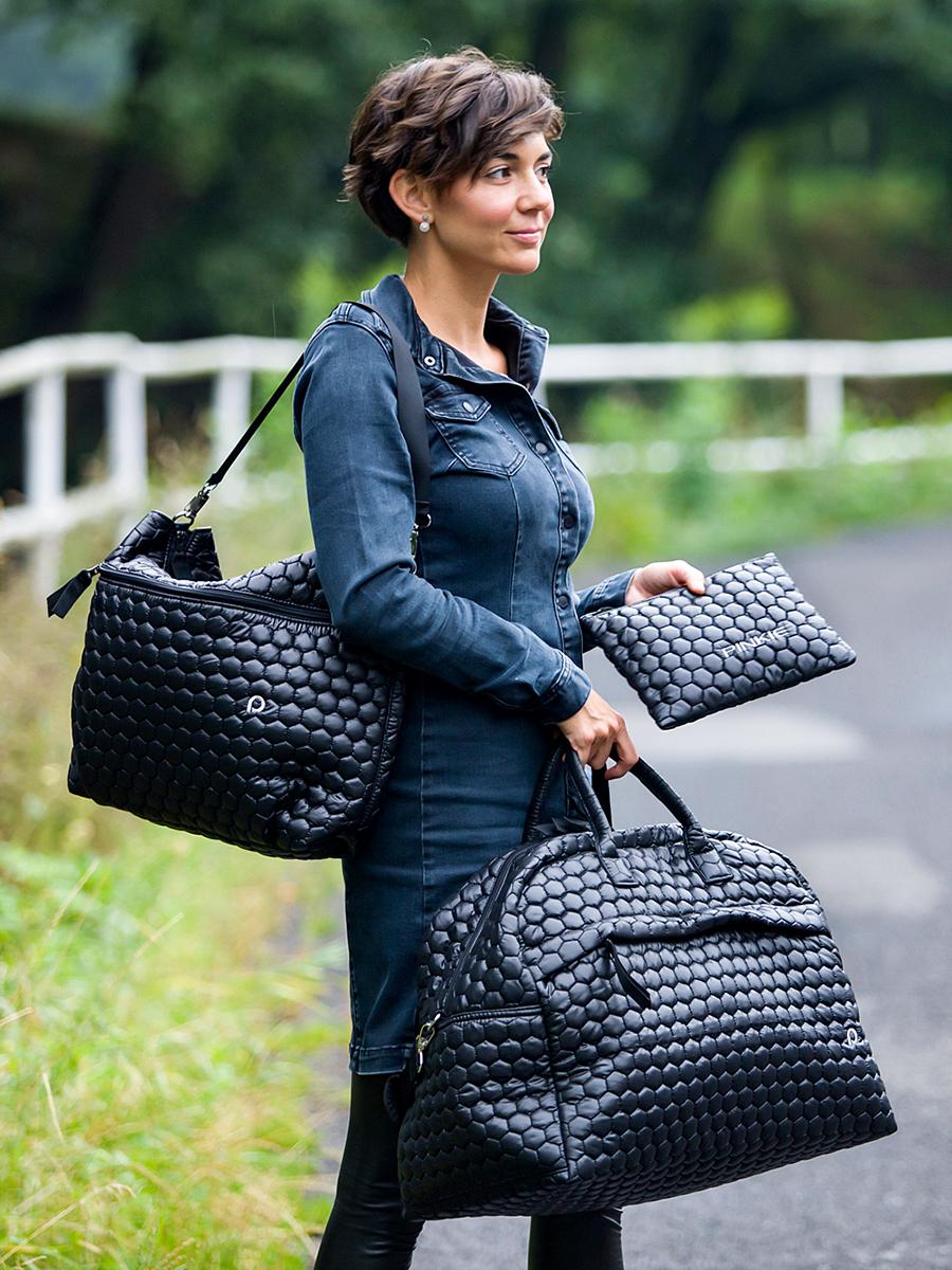 kliknutít zobrazíte maximální velikost obrázku cestovní taška Big Comb Black