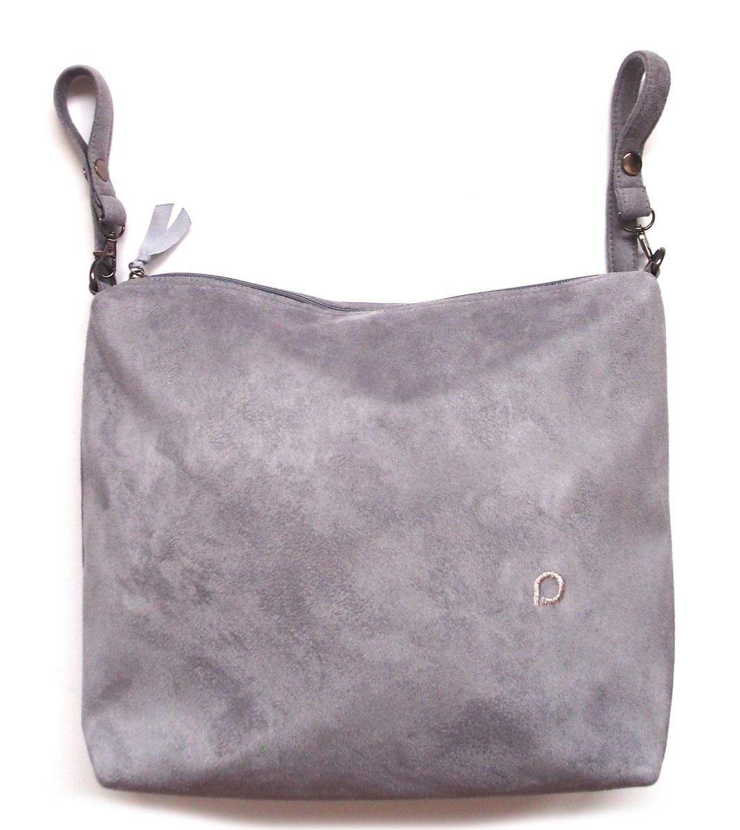 kliknutít zobrazíte maximální velikost obrázku malá taška Suede Grey