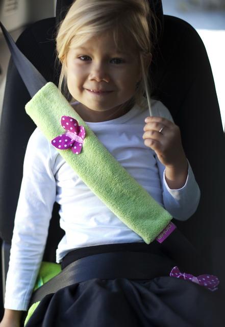 kliknutít zobrazíte maximální velikost obrázku ochrana na pás do auta Dark Pink