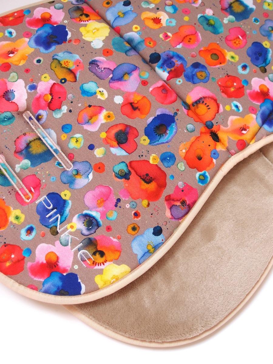 kliknutít zobrazíte maximální velikost obrázku podložka Pinkie Flowers Taupe