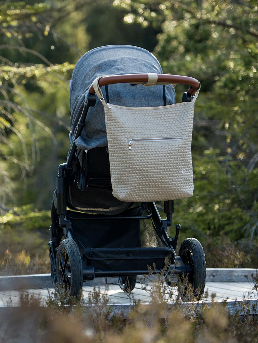 kliknutít zobrazíte maximální velikost obrázku velká taška na kočárek Nut Comb