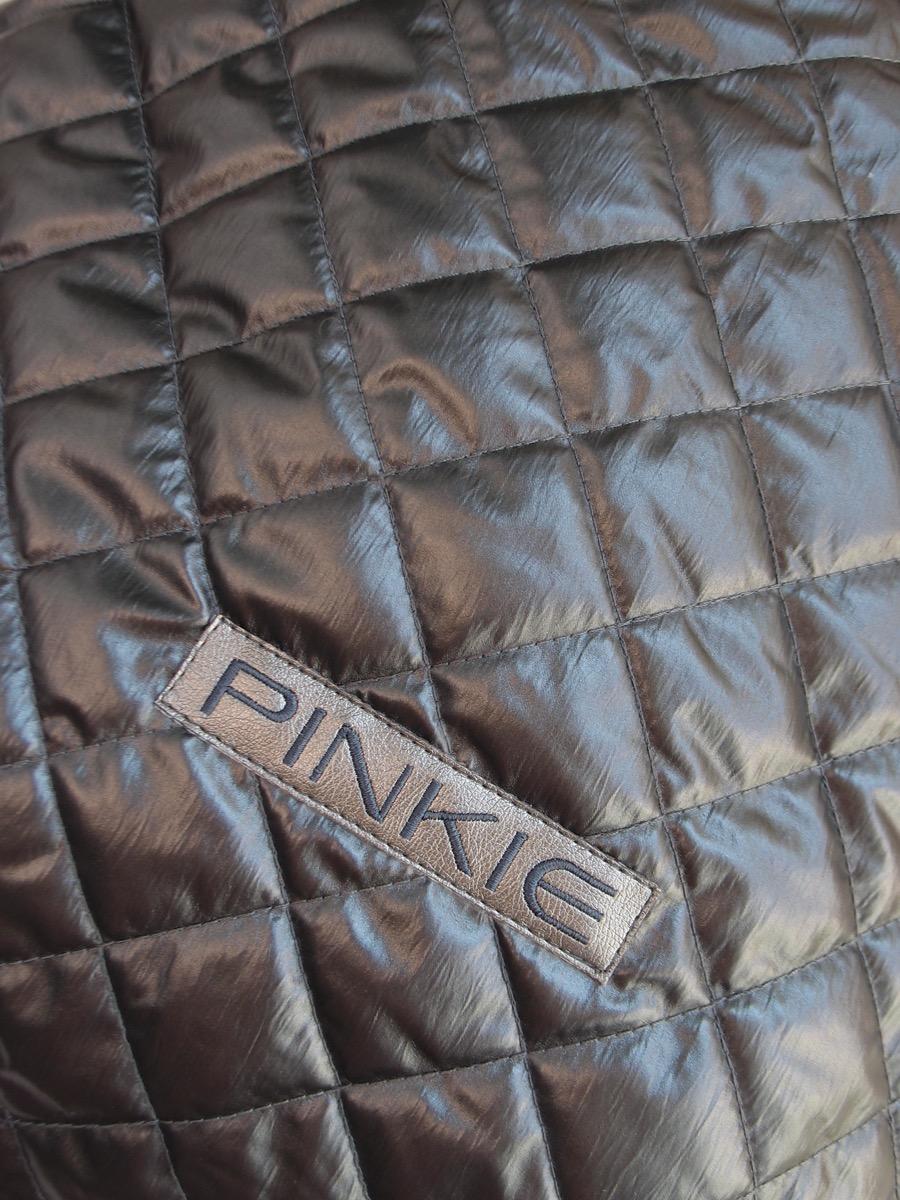 kliknutít zobrazíte maximální velikost obrázku fusak Pinkie Graphite Square s kožíškem