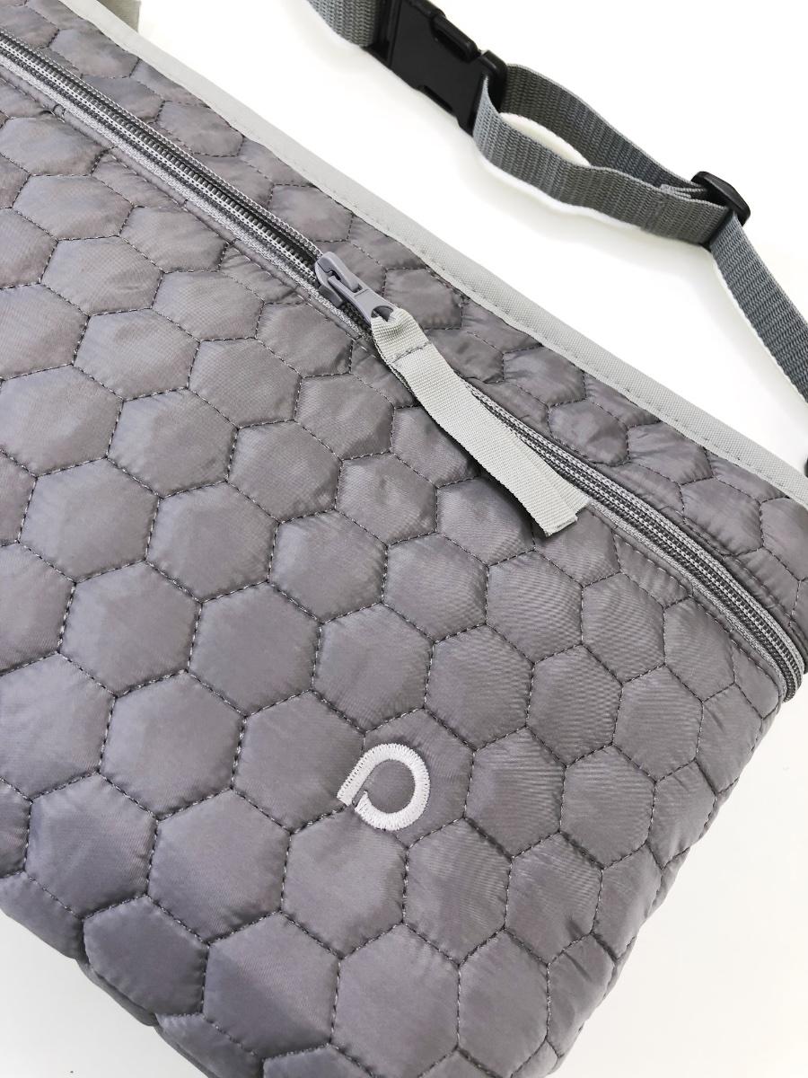 kliknutít zobrazíte maximální velikost obrázku organizér Big Comb Grey s přední kapsou-L