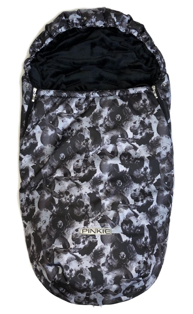 kliknutít zobrazíte maximální velikost obrázku fusak Pinkie Winter Flowers s kožíškem