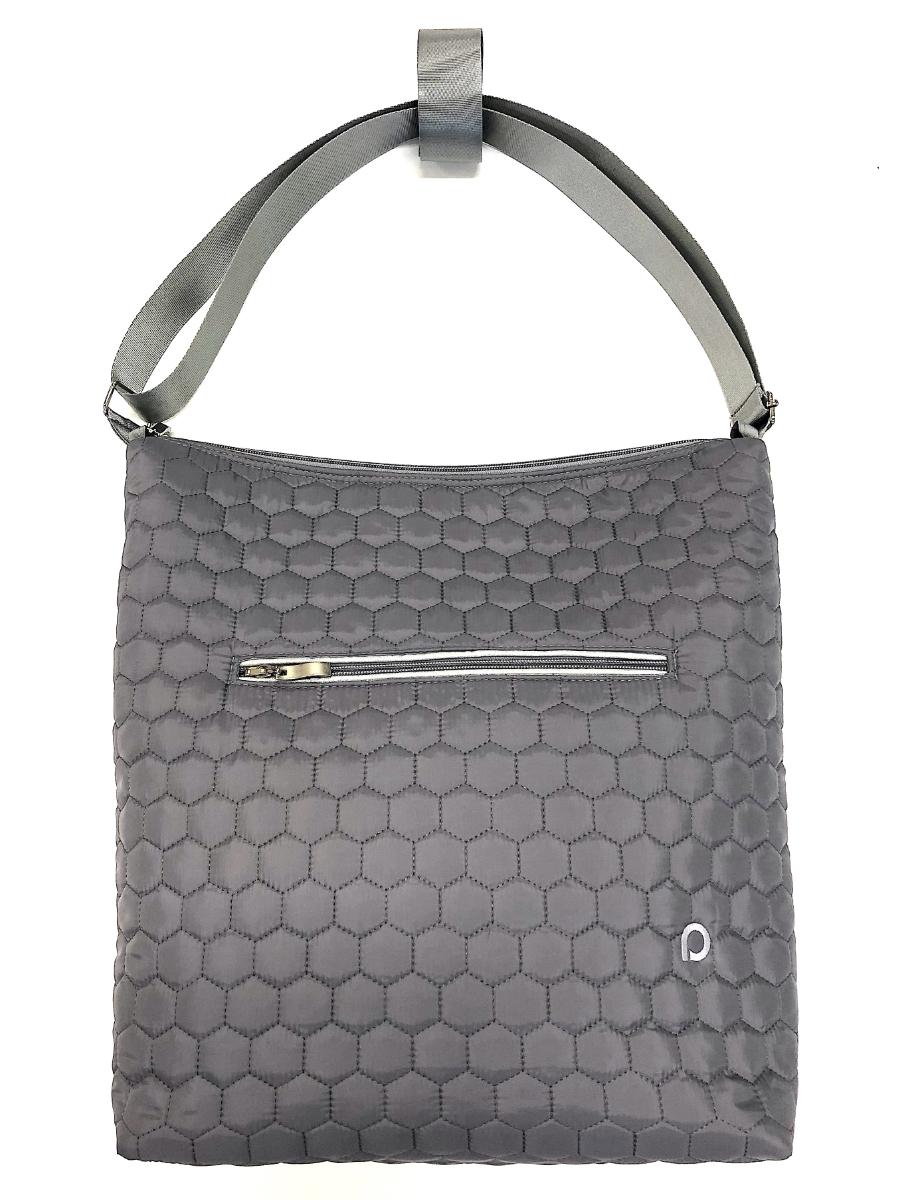 kliknutít zobrazíte maximální velikost obrázku velká taška na kočárek Big Comb Grey