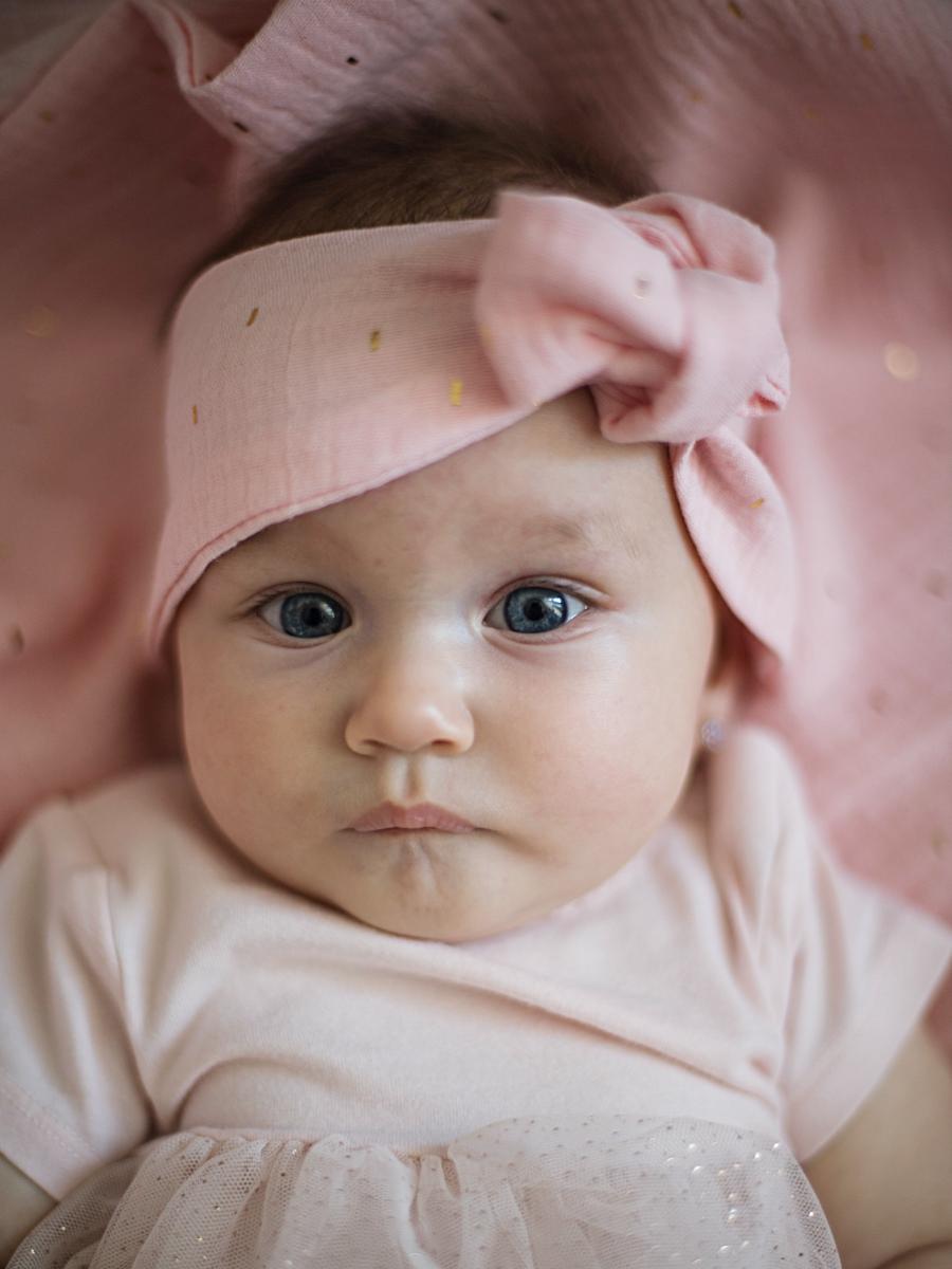 kliknutít zobrazíte maximální velikost obrázku čelenka Pinkie Muslin