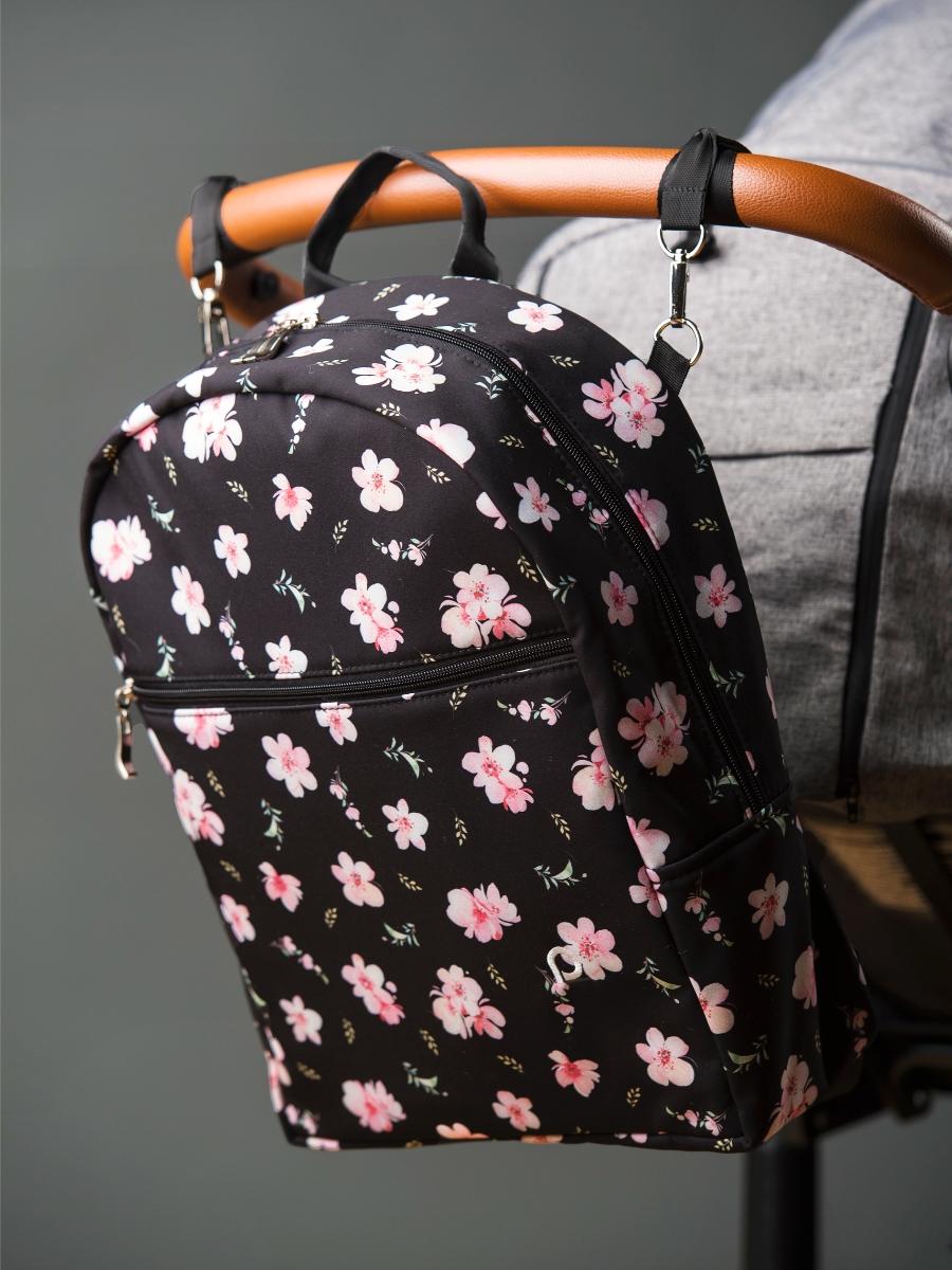 kliknutít zobrazíte maximální velikost obrázku batoh Bugee Softshell Rose