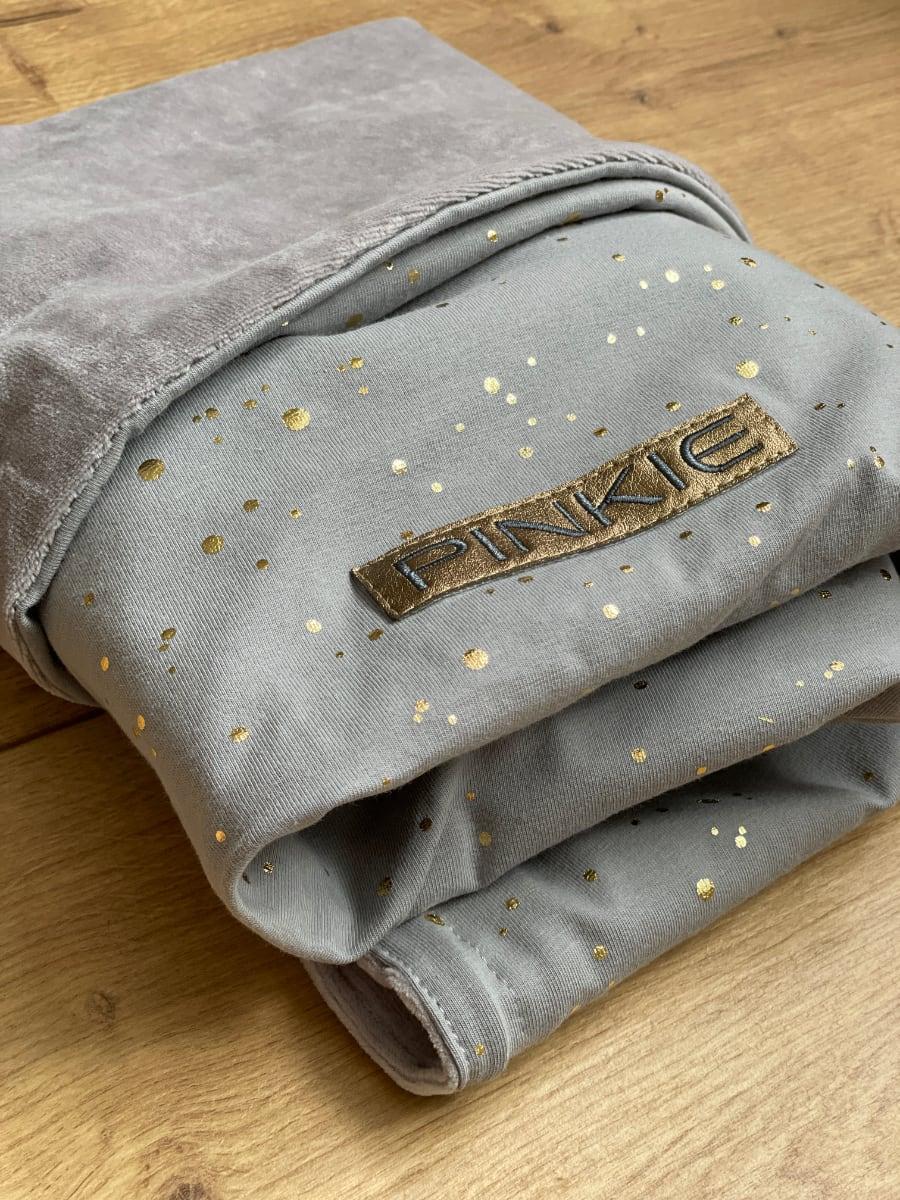 kliknutít zobrazíte maximální velikost obrázku deka se stahováním Shine Gold Grey