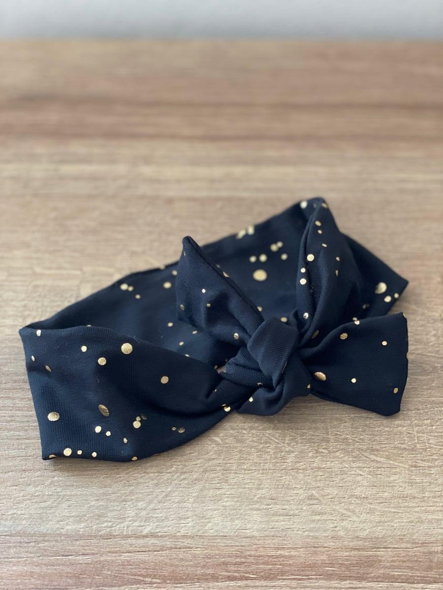 kliknutít zobrazíte maximální velikost obrázku čelenka Pinkie Shine Gold Black