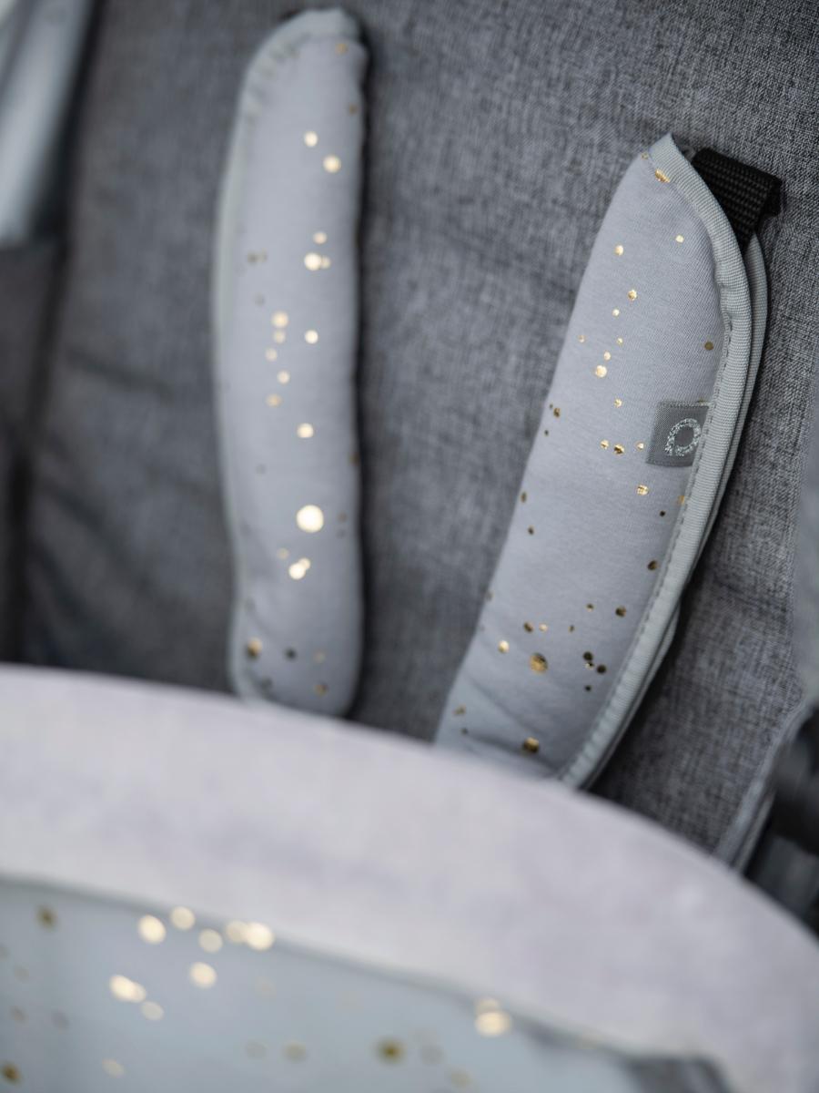 kliknutít zobrazíte maximální velikost obrázku ochrana na pás Shine Gold Grey