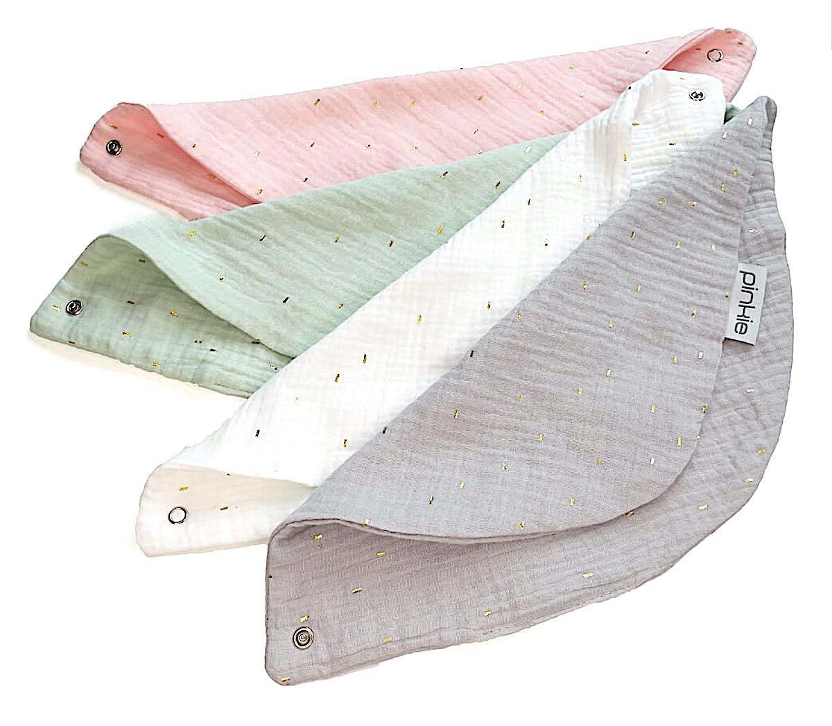 kliknutít zobrazíte maximální velikost obrázku šátek Muslin Grey
